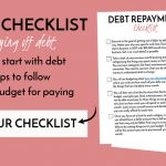 How to pay your off your debts fast.