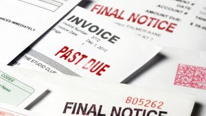 You now have more rights if debt collectors are after you
